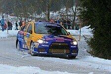 DRM - Gaßner/Thannhäuser starten bei der Jänner Rallye