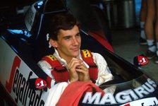 Formel 1 - Bilderserie: Zum 56. Geburtstag von Ayrton Senna
