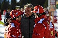Formel 1 - Montezemolo: Massa muss Leistung bringen