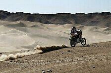 Dakar - Motorrad: KTM bekommt Druck