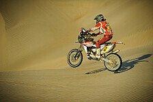 Dakar - Bikes: Husqvarna Team vor Start optimistisch