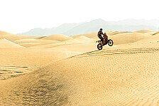 Dakar - Dakar 2013 - Alles beginnt am Strand
