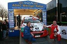 DRM - Vorbereitungen auf Wikinger Rallye 2012 laufen