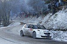 WRC - Eis und Schnee: Fluch oder Segen?