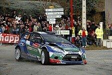 WRC - Solberg: Großer Schritt nach vorne