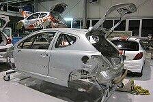 DRM - Peugeot-Projekt in der DRM