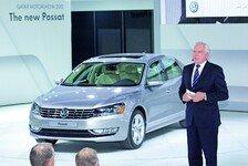 Auto - Volkswagen auf der Qatar Motor Show 2012