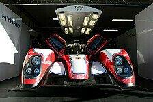 WEC - Toyota LMP vorgestellt