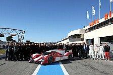 WEC - Toyota zurück im Motorsport
