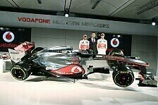 Formel 1 - Neuer McLaren schon im Januar