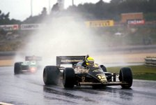 Ayrton Sennas erster Formel-1-Sieg: Geburt des Mythos beim Portugal GP 1985