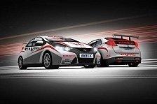 WTCC - Honda absolviert Test in Vallelunga