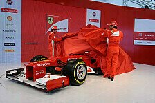 Formel 1 - Ferrari zeigt neuen Boliden am 1. Februar
