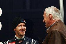 Formel 1 - Mateschitz: Zwei Alternativen bei Vettel-Weggang