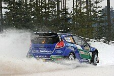 WRC - Latvala baut Schweden-Führung weiter aus