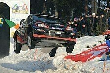 WRC - Solberg: Punkte in Schweden