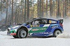 WRC - Latvala gewinnt Rallye Schweden