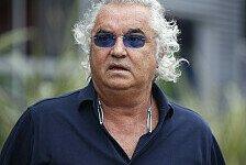 Formel 1 - Briatore arbeitet an neuem F1-Reglement