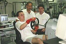 Formel 1 - Kubica mit Rallye-Test in Frankreich