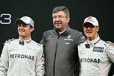 Formel 1 - Brawn: Schumachers Entscheidung könnte dauern