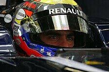 Formel 1 - Tag 3: Maldonado Schnellster in Barcelona