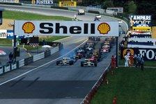 Formel 1 - Es geht voran am Österreich-Ring
