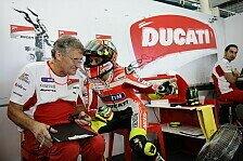 MotoGP - Rossis Crew geht mit zu Yamaha
