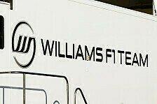 Formel 1 - Williams legt positive Geschäftszahlen vor