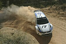 WRC - Mikkelsen: Topfavorit auf drittes VW-Cockpit