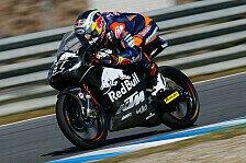 Moto3 - Vorschau: Cortese mit guten Aussichten