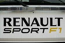 Formel 1 - Renault bleibt definitiv in der Formel 1