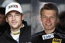 ADAC GT Masters - MS Racing mit Götz und Asch