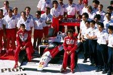 Formel 1 - McLaren: Honda-Spekulationen reißen nicht ab