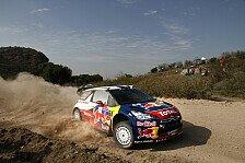 WRC - Mexiko: Loeb weiter auf dem Weg zum Sieg