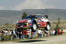 WRC - Loeb schnappt sich sechsten Mexiko-Sieg