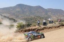 WRC - Atkinson-Comeback in Finnland