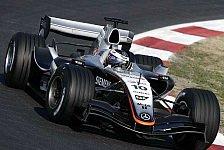 Formel 1 - Bilder: McLaren MP4-20 Roll-Out (Barcelona, 24.01.05)