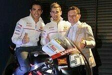 MotoGP - Gresini-Team zufrieden mit erstem Test