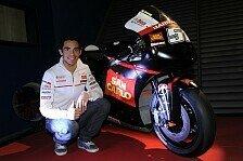 MotoGP - Pirro darf endlich auf seine CRT-Maschine