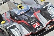 USCC - WEC - Audi in Sebring auf Pole