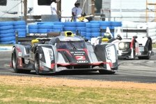 USCC - WEC - Audi holt Trainings-Bestzeit in Sebring
