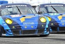 USCC - Erfolgreiche Premiere für neuen Porsche RSR