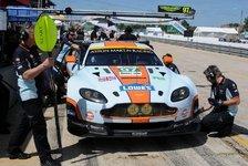 USCC - Aston Martin setzt 2013 Werksteam ein