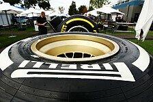 Formel 1 - Hembery: Reifenproblematik wird sich legen