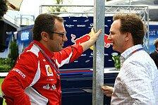 Formel 1 - Horner und Domenicali blicken aufs WM-Rennen