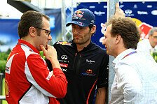 Formel 1 - Domenicali fand Webber-Gespräche normal