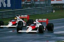 Formel 1 - Top-5: McLaren-Hondas Giganten