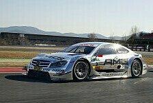 DTM - Green: Neues Auto etwas schneller
