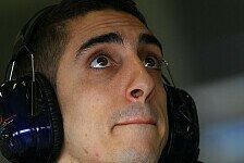 Formel 1 - Buemi hofft auf Einsatz im Freien Training