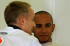 Formel 1 - Whitmarsh glaubt, dass Hamilton bleibt